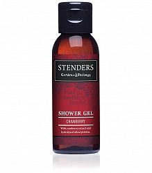 Гель для душа Клюква STENDERS Mini Shower Gel Cranberry 50 мл